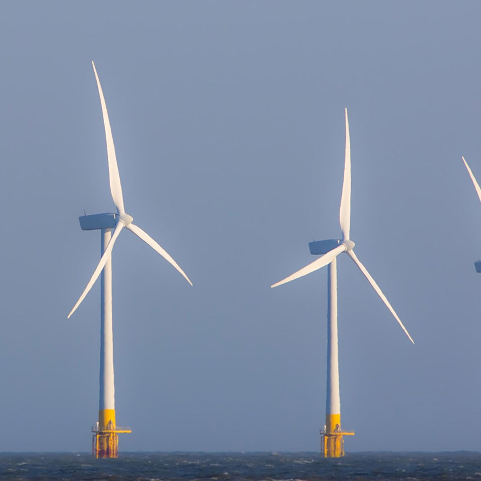 Wind Farm Offshore